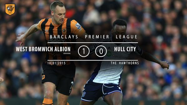 Hull vs West Brom