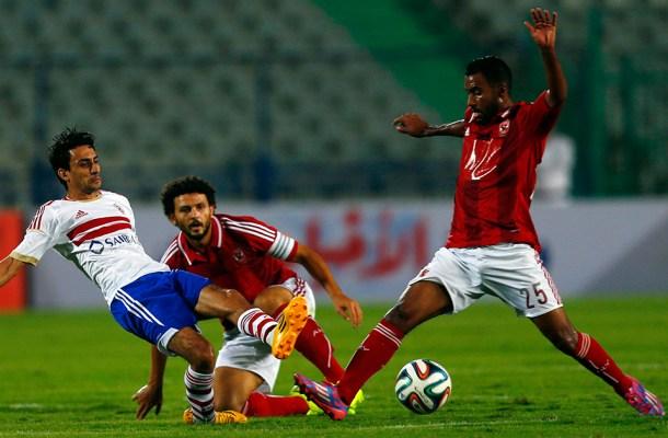Zamalek vs Al Ahly