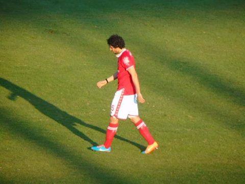 Ahmed Hegazy - Perugia