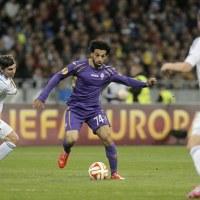 Andriy Yarmolenko heaps praise on Salah