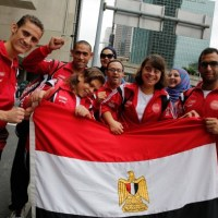 Egypt on 31 medals at 2015 Special Olympics