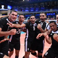 VOLLEYBALL: Egypt win Group 3 of the 2015 FIVB World League