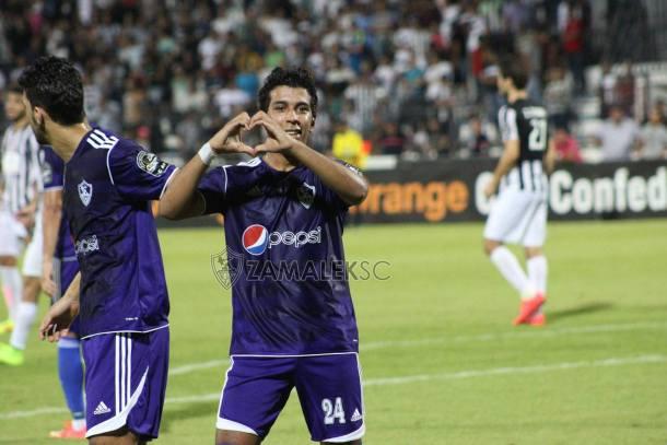 Ahmed Hamoudi - Zamalek  -  CS Sfaxian
