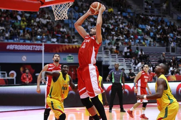 The official website of the 2015 Afrobasket
