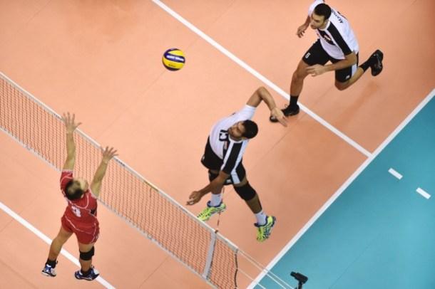 Photo: Fédération Internationale de Volleyball