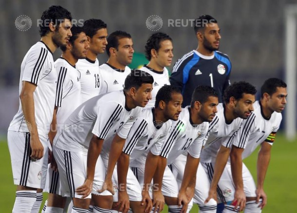 Egypt lost National Team