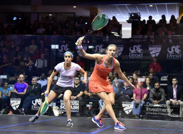 Photo: US Open Squash official website