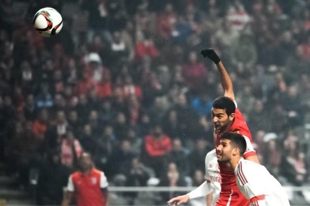 Koka SL Benfica SC Braga