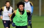 Photo via Arsenal's Official Website