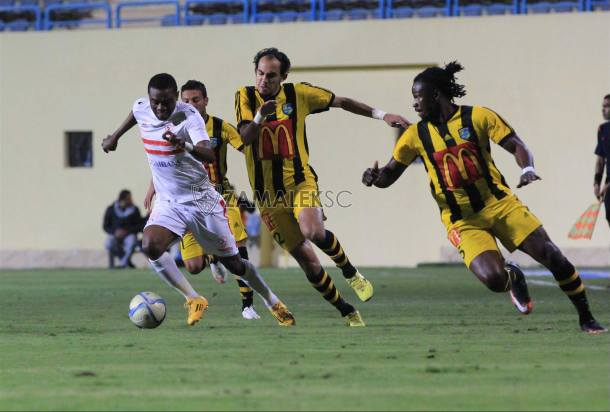 Mohamed Elneny and Mohamed Salah Threat To Super Eagles-  Nigeria and Zamalek player Moruf Yusuf