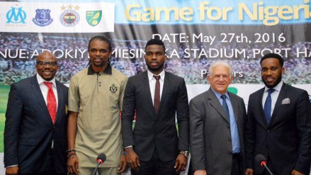 Joseph Yobo - Nigerian League