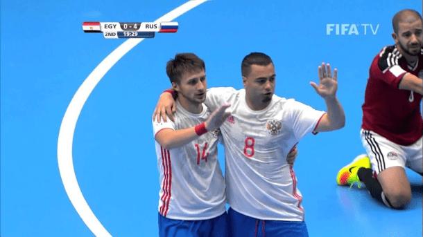 Russia Futsal
