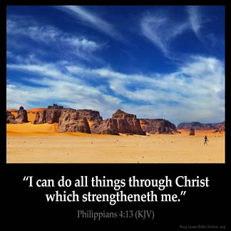 Bible Quotes Hd Wallpapers For Laptop Philippians 4 13 Kjv Quot I Can Do All Things Through Christ