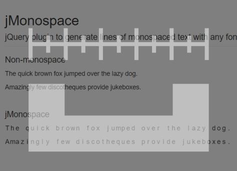 jMonospace-featured-img
