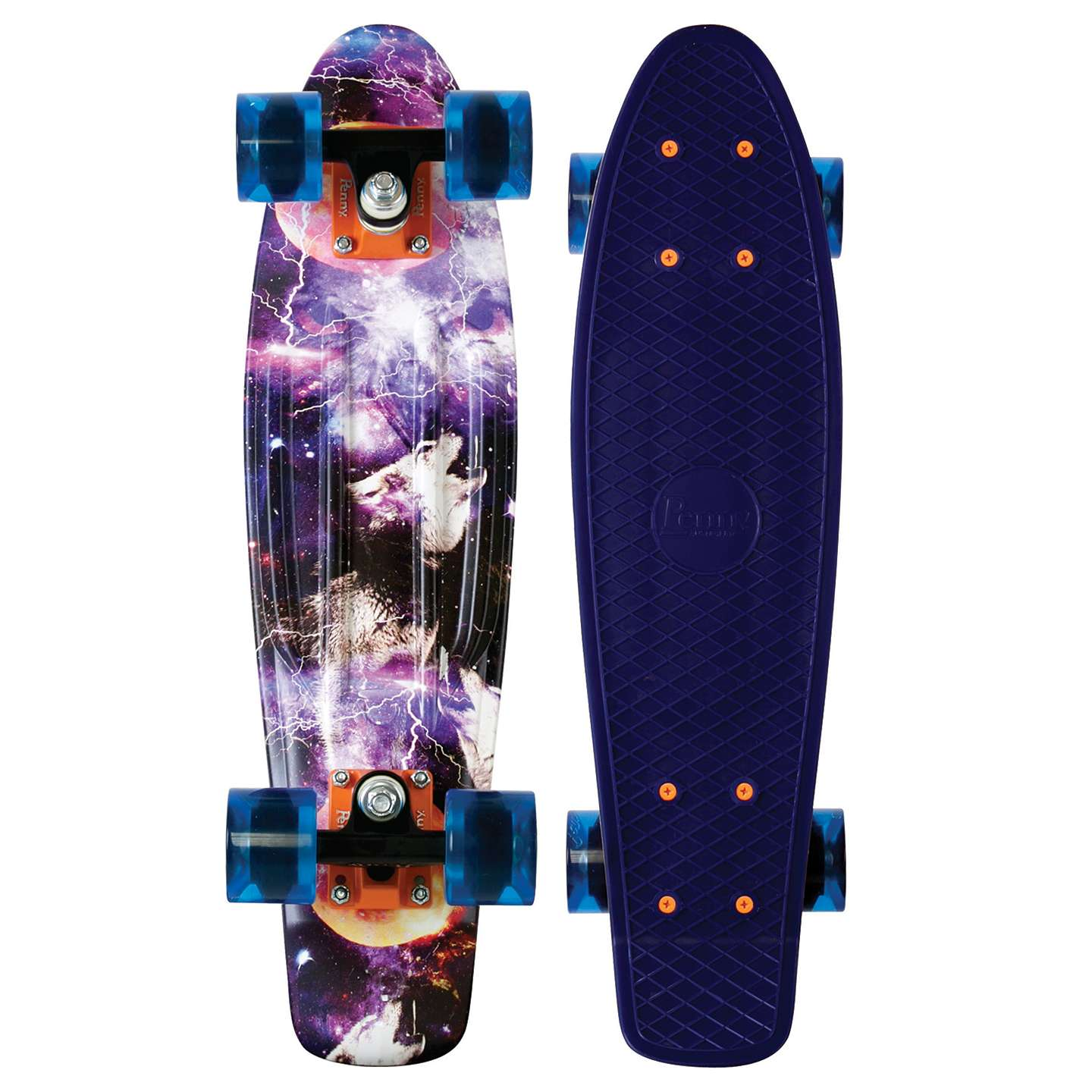 Penny Skateboards Girl Wallpaper Penny Space 22 Quot Skateboard King Of Watersports
