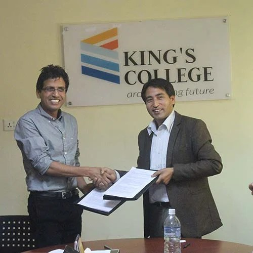 King's and SEA Center join hands for Research on Social Entrepreneurship