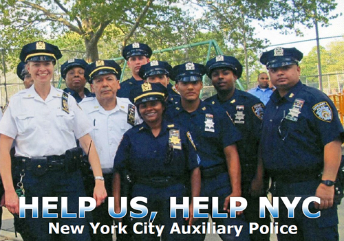 Auxiliary Police Protection Bill Remains On Hold