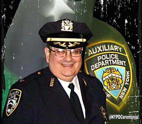 NYPD Mourns Death Of Auxiliary Police Chief Tony Christo