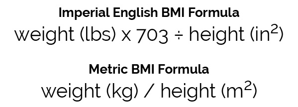 How to Calculate BMI, How to Work out Your BMI Kings Clinics - bmi calculation formula