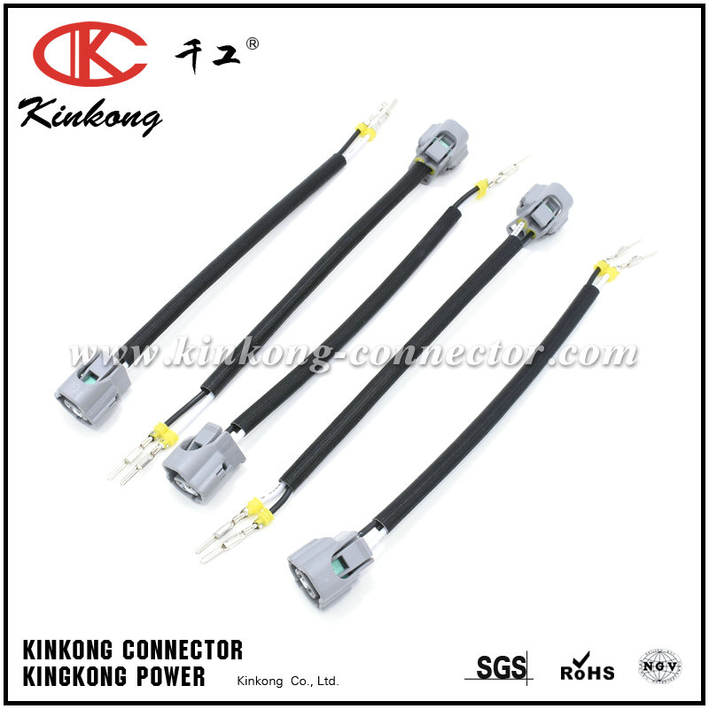 automotive waterproof connector custom cable harness auto