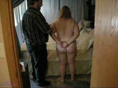 wearing butt plug