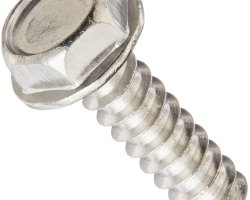 steel sheet metal screw