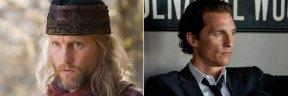 Woody Harrelson, Matthew McConaughey (Slice)