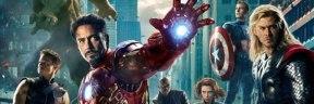 The Avengers Poster (Slice)