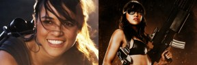 Michelle Rodriguez - Fast & Furious / Machete Kills (slice)
