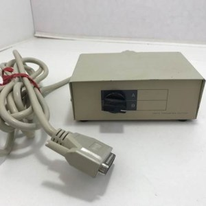 Data Transfer Switch Box 2 Ports A/B