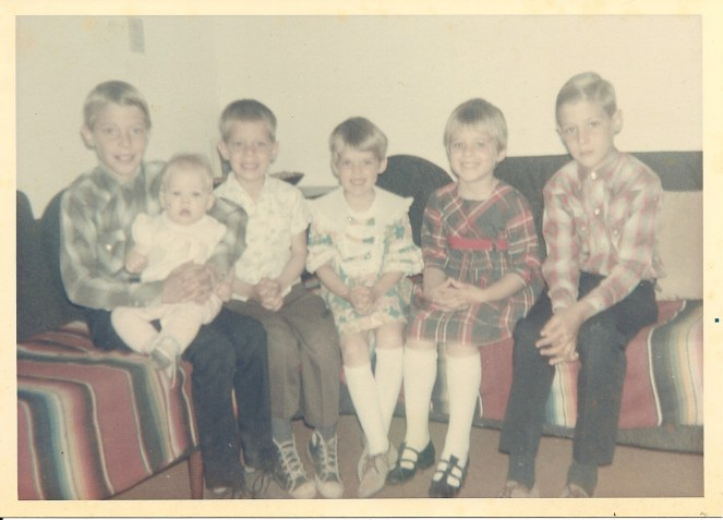The Kinzie kids - 1969