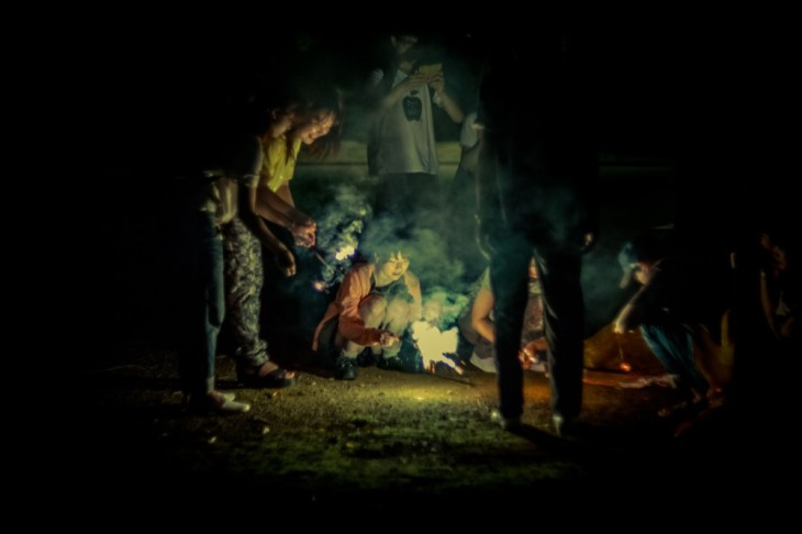 Incense Fireworks