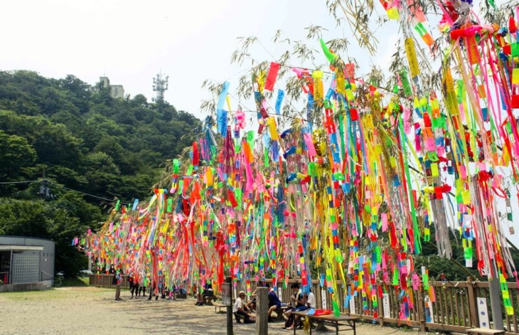 Tanabata, night of stars and wishes