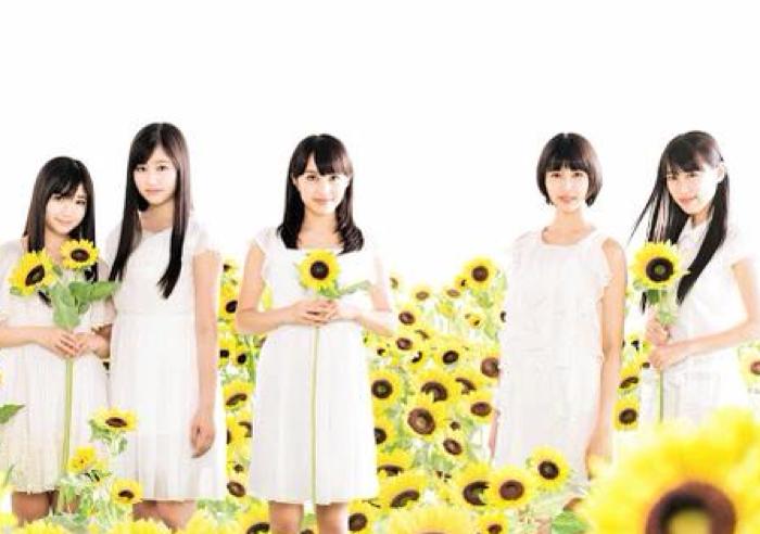 Sunflower Day in japan