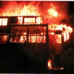 Not their finest hour: Questions raised by neighbors in the Shepherd's Hollow blaze.