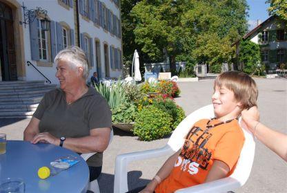 Kirchgemeinde Wochenende in Montmirail 2010