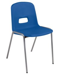 Remploy GH20 Plastic Stacking Chair