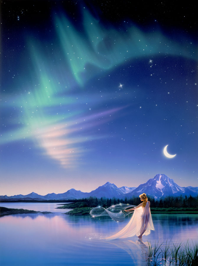 Anime Moon Wallpaper Kirk Reinert Gallery
