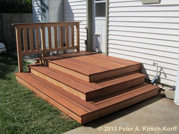 Los Angeles Wood Decks Composite Decking Beautiful