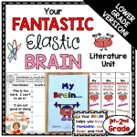 Your Fantastic Elastic Brain by JoAnn Deak GROWTH MINDSET activities for lower elementary grades.