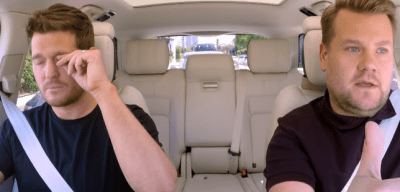 (WATCH) Michael Bublé Joins Carpool Karaoke and Opens Up About His Son's Bout with Cancer - KiSS ...