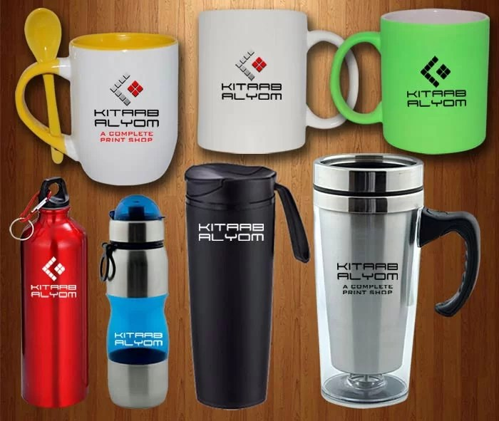 Corporate Gift Printing Dubai, Promotional Gift Items Printing in Dubai
