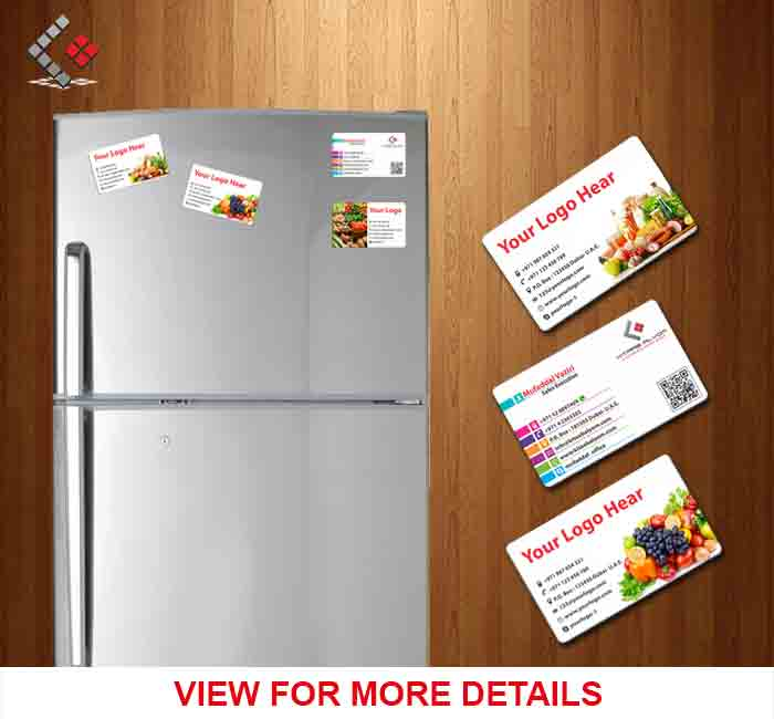 Refrigerator magnets magnets promotional items business cards business card magnets reheart Choice Image