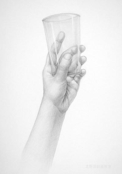 手のデッサン5
