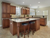 Kitchen Cabinet Refinishing | Casual Cottage