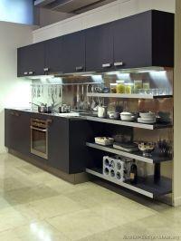 Kitchen Remodel Designs: Open Kitchen Cabinet Ideas