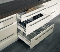 Modern Kitchen Cabinets White page