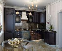 Pictures of Kitchens - Traditional Dark Espresso Kitchen ...
