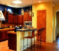 Mexican Kitchen Design - Pictures and Decorating Ideas