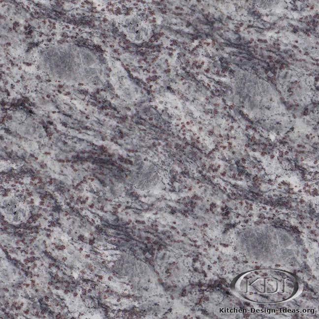 Kitchen Design Granite Countertops Lavender Blue Granite - Kitchen Countertop Ideas